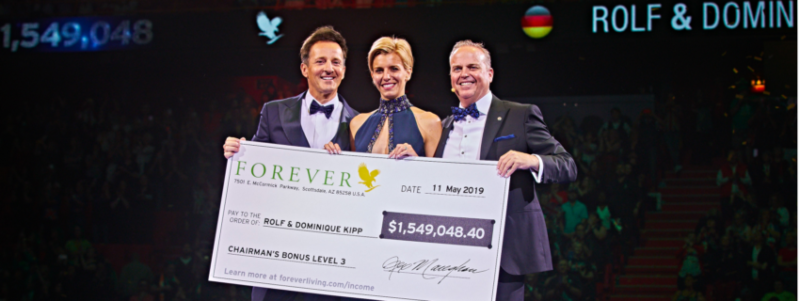 Rolf Kipp – Forever Living Products